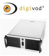digivod Recorder 4 x 6 TB (ohne RAID) 24 TB