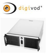 digivod Recorder 1 x 4 TB (ohne RAID) 4 TB